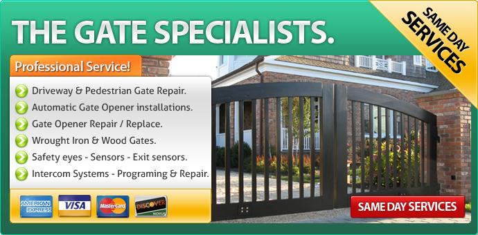 Gate Repair Service Kirkland WA